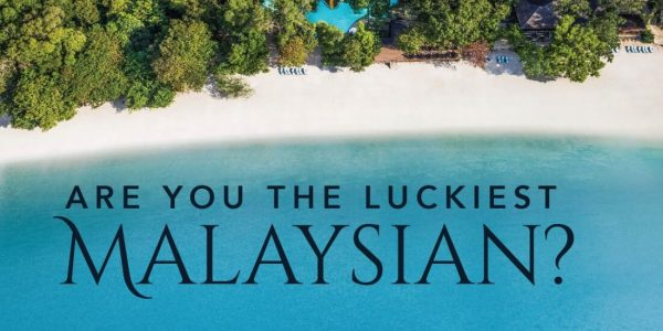 Are you the luckiest Malaysian?