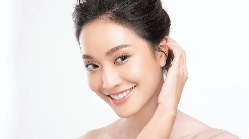 Laser treatment for red acne scars